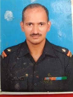 During Treatment Army Officer Dies In Hospital News In Hindi Uttar Pradesh