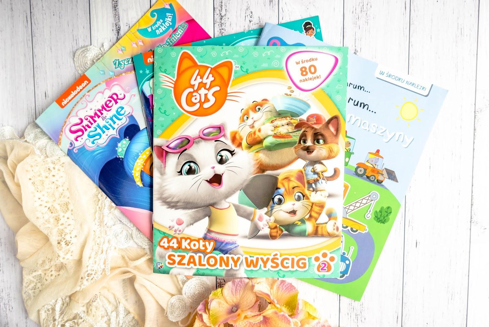 ksiązeczka dla dzieci