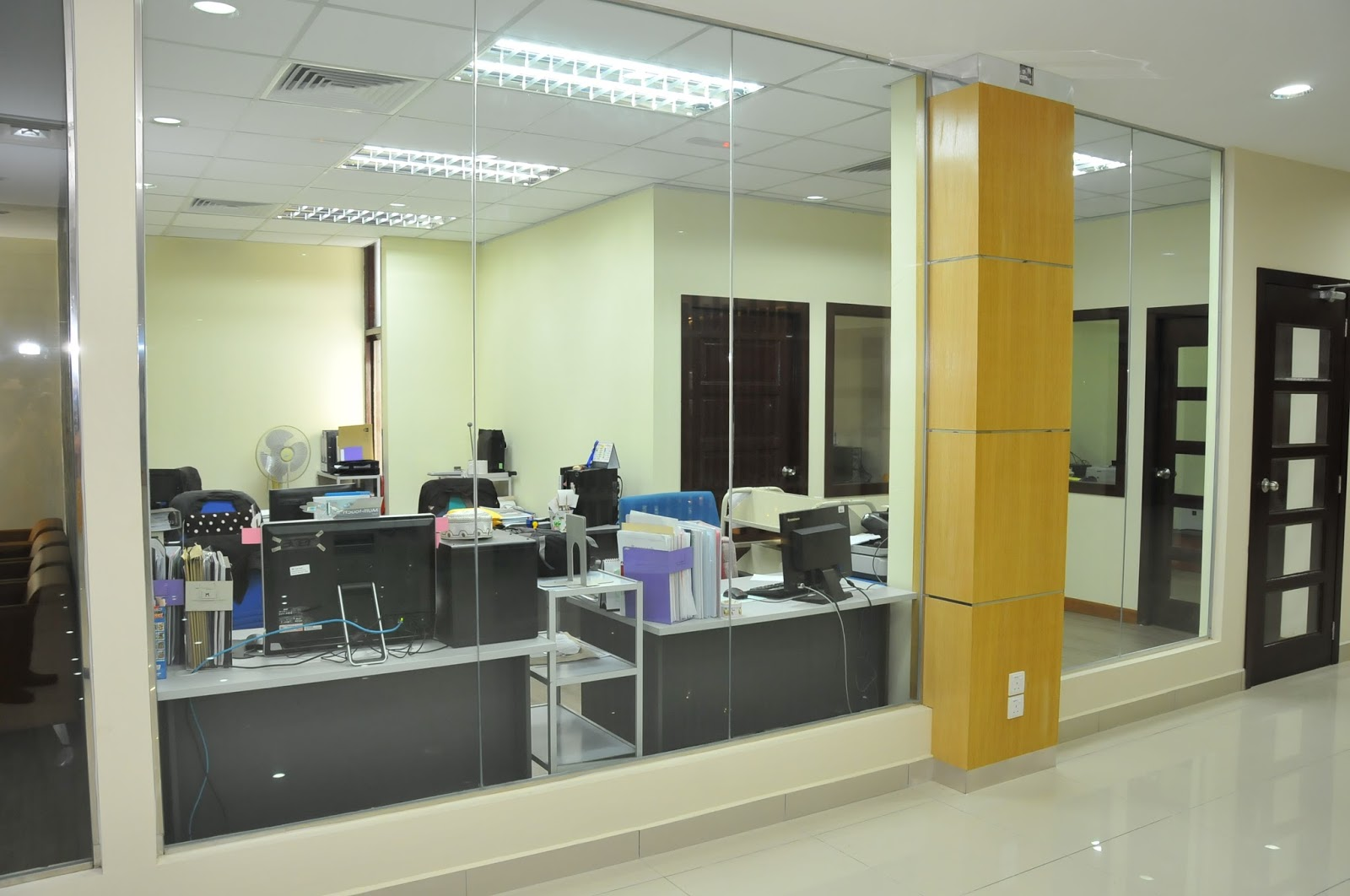 Gambar Perpustakaan Tun Abdul Razak Utama aras 2