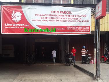 Alamat Agen Lion Parcel Di Jakarta Pusat