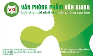 van phong pham van giang