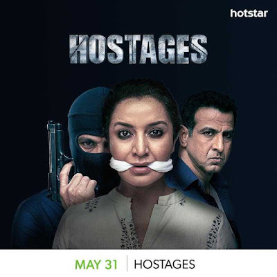 Hostages 2019 Hindi Complete WEB Series 720p HEVC x265