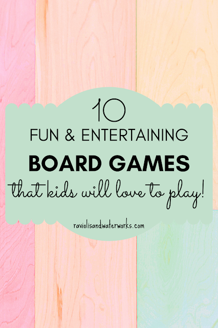 best boards games to give a kid as a gift