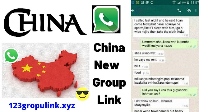 Join 300+ China Whatsapp group link