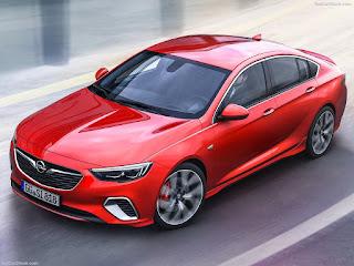 سيارات اوبل 2018 - Opel Insignia GSi 2018
