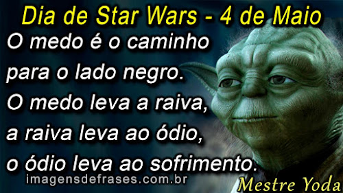 Frases Mestre Yoda