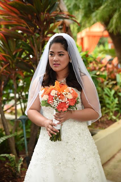 Hale Koa Bride