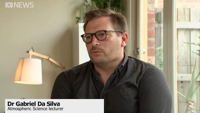 Dr Gabriel da Silva, ABC News