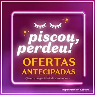 Promoção O Boticário Piscou Perdeu Produtos com Descontos