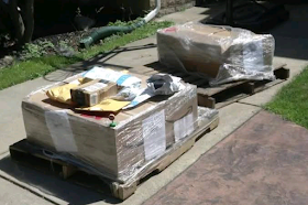New York woman receives more than 150 packages she didn't order