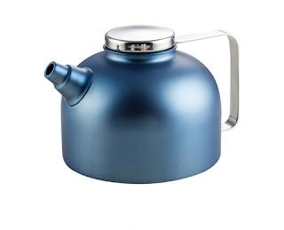 Poetic Garden Tea Pot by Arttd'inox - Rs 2700