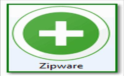 برنامج الضغط Zipware المجاني بديل Winrar و مميزاته الرائعة