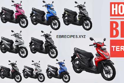 9 Warna Honda BeAT 2021 Terbaru Tipe CBS, ISS dan Deluxe