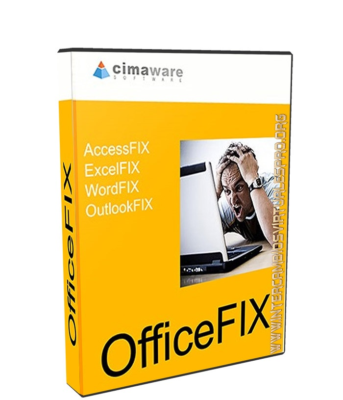 Cimaware OfficeFIX Professional 6.117 poster box cover