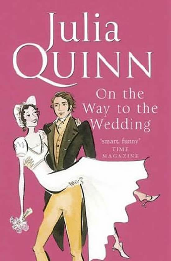 De camino a la boda – Julia Quinn