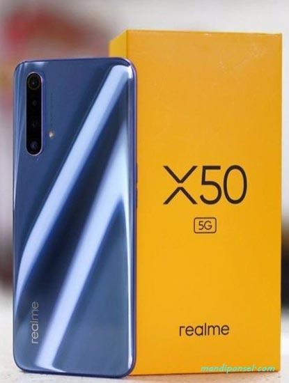 Spesifikasi Realme X50 5G 2020