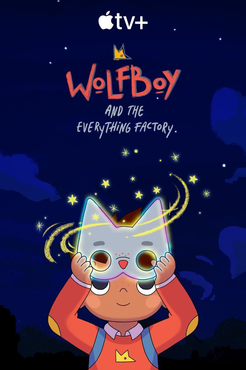 Wolfboy y la fábrica del Todo Temporada 1 Completa 1080p Latino