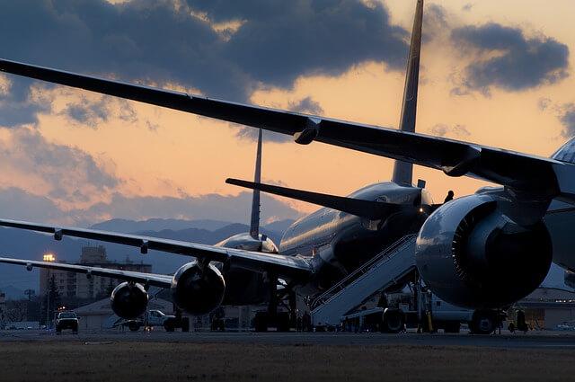 الطيران العالمي وفيروس كورونا