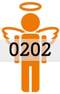エンジェルナンバー 0202