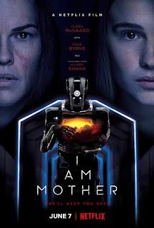 Sinopsis Film I Am Mother (2019)