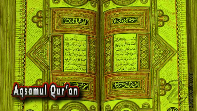 Makalah Aqsamul Qur'an