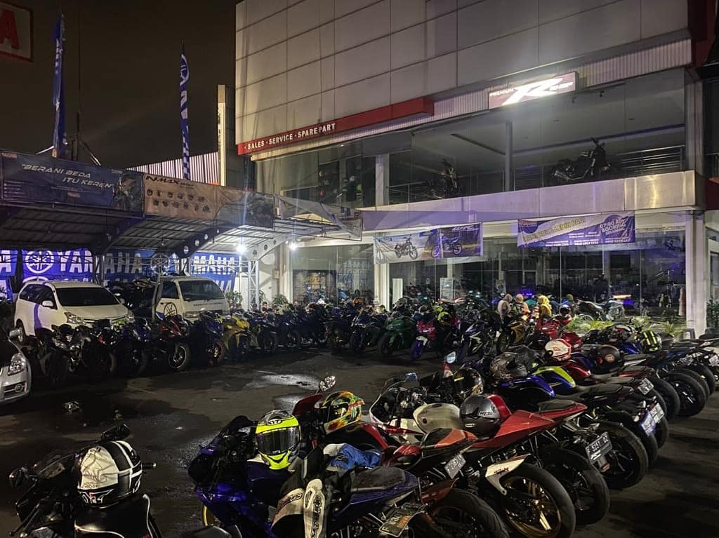 Komunitas Yamaha R15 Bogor