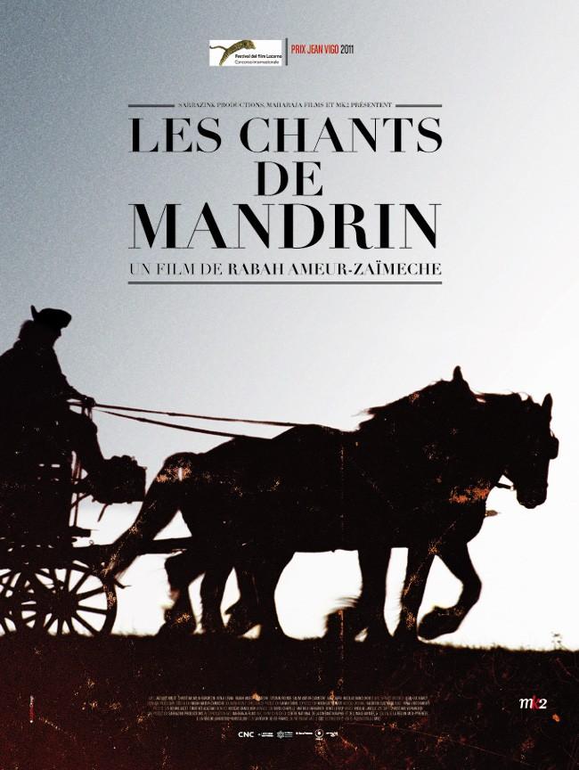Les Chants de Mandrin affiche