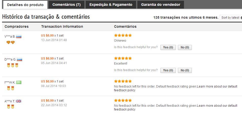 1a1c954f8 Olhe também os comentários dos compradores no final da página para saber a  opinião sobre o produto e sobre o vendedor.
