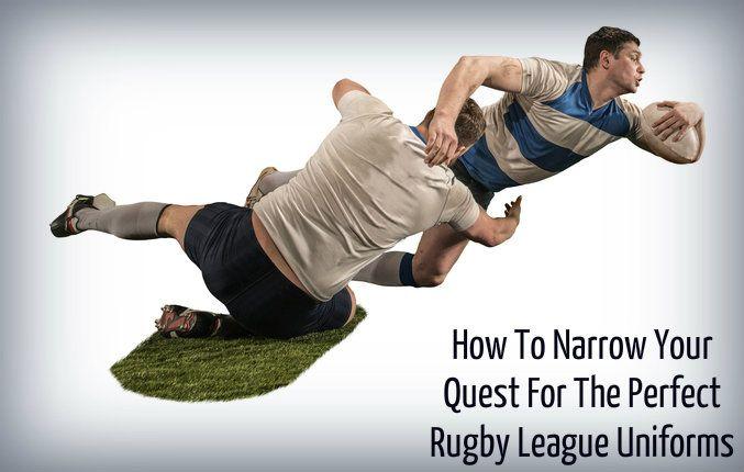 Wholesale Rugby League Uniforms