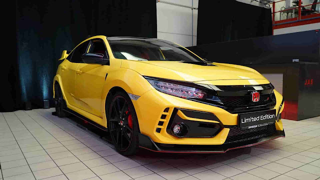 (Type R Limited Edition 2021) هوندا سيفيك