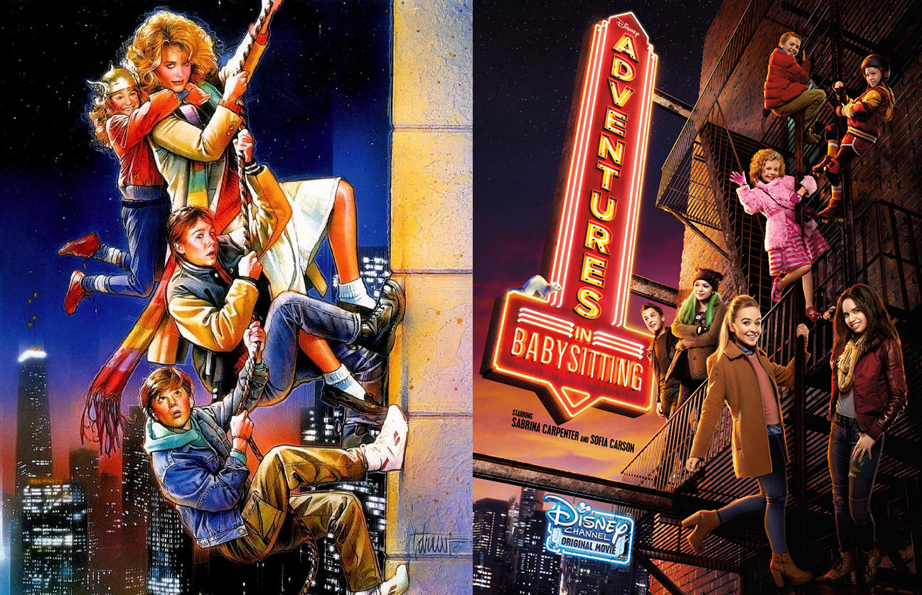 a6024cfd9 Silver Screen Surprises: Review: Adventures in Babysitting (1987 ...