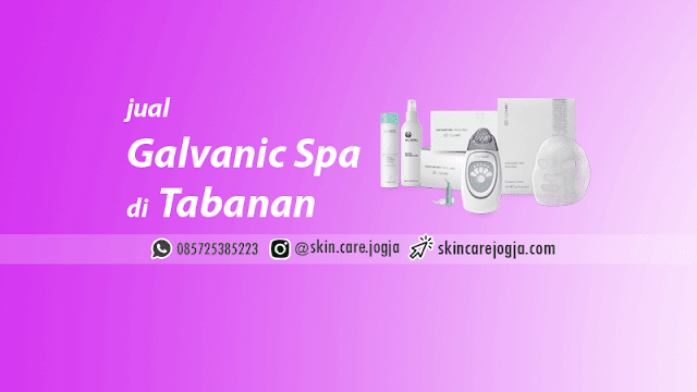 Jual Galvanic Spa Nu Skin Tabanan