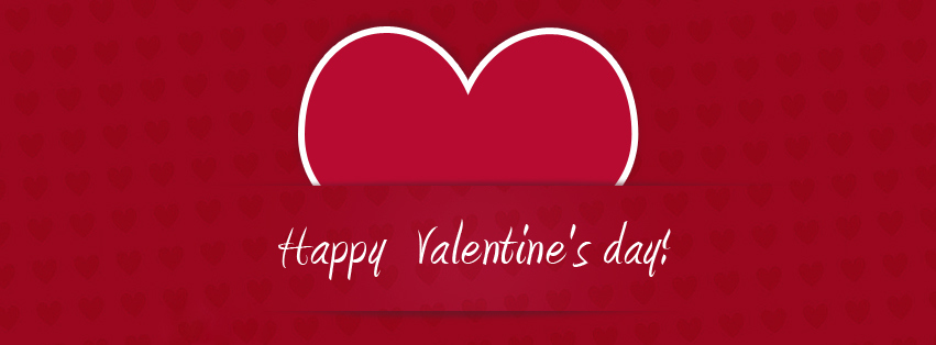 Valentines Day 2016 Timeline Cover Photos for Facebook
