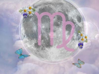 trăng tròn Xử Nữ