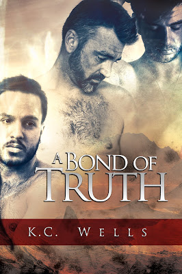 Review Tour incl Release Day Review & Giveaway: A Bond of Truth (Sensual Bonds - Book Two) by K.C. Wells