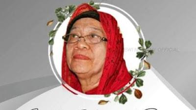Ibunda Gubernur NTB Zulkieflimansyah Tutup Usia