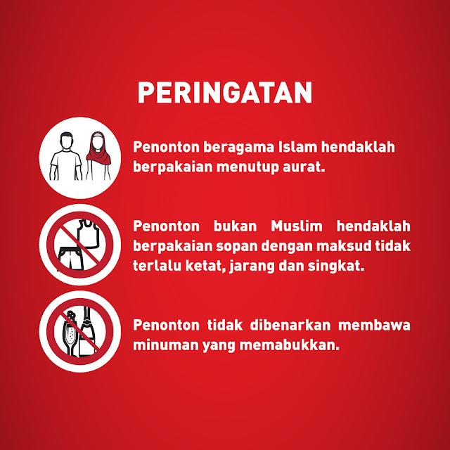 TGV Mesra Mall, Terengganu Laksanakan Tempat Duduk Asing Bagi Lelaki Dan Perempuan Bermula 3 September