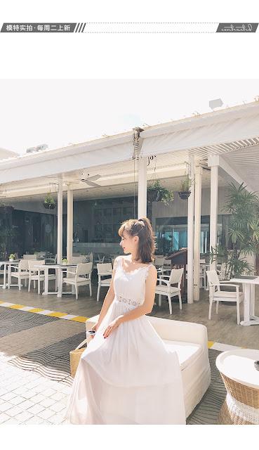 Cua hang ban vay maxi di bien tai Duong Noi
