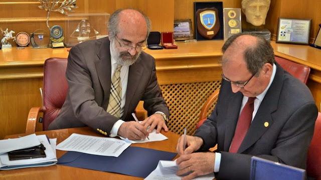 Πρωτόκολλο Συνεργασίας μεταξύ Δήμου Αλεξανδρούπολης και ΔΠΘ για την ίδρυση Ινστιτούτου Μελετών Αρχείων Θράκης