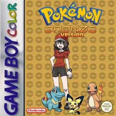 Pokemon Bronze GBC ROM Download