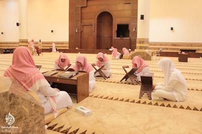 halaqoh hafalan quran di arab