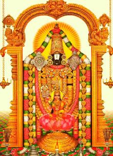 Shri Venkatesa Stotra