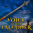 Cover Reveal : Voice of the Falconer & Fortune's Fool by David Blixt