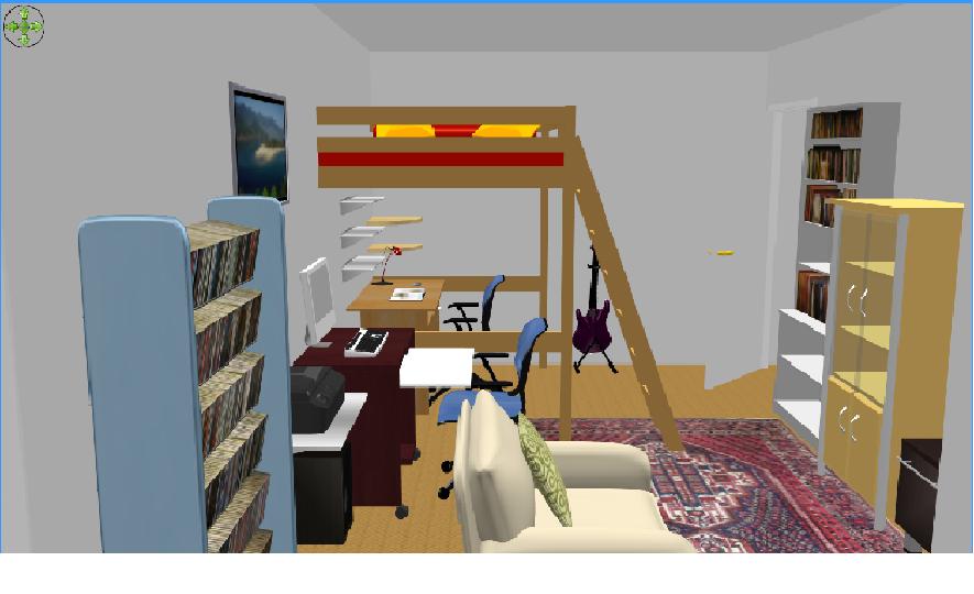 technologie ville durable maison sweet home 3d s ance 14. Black Bedroom Furniture Sets. Home Design Ideas