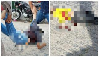Assalto a restaurante termina com dois suspeitos mortos na Paraíba; veja vídeo