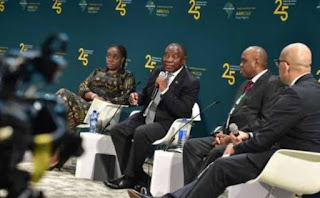 PRESIDENT CYRIL RAMAPHOSA PLANS TO DEEPEN RELATIONS WITH NIGERIA