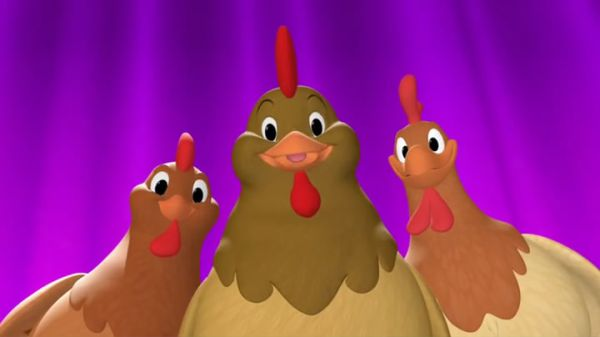 do the Cluck-Cluck!