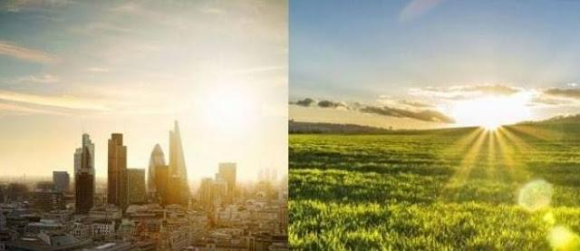 نحن في الريف وهم في المدن | أحمد الشحات