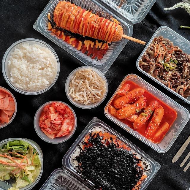 EID Authentic Korean Cuisine