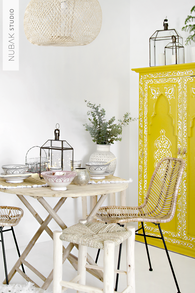 Dar Amina Shop / Decoración Navideña Nórdica + Etnic